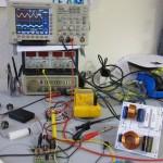 test du circuit