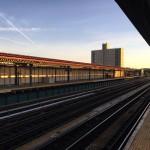 Bronx subway station
