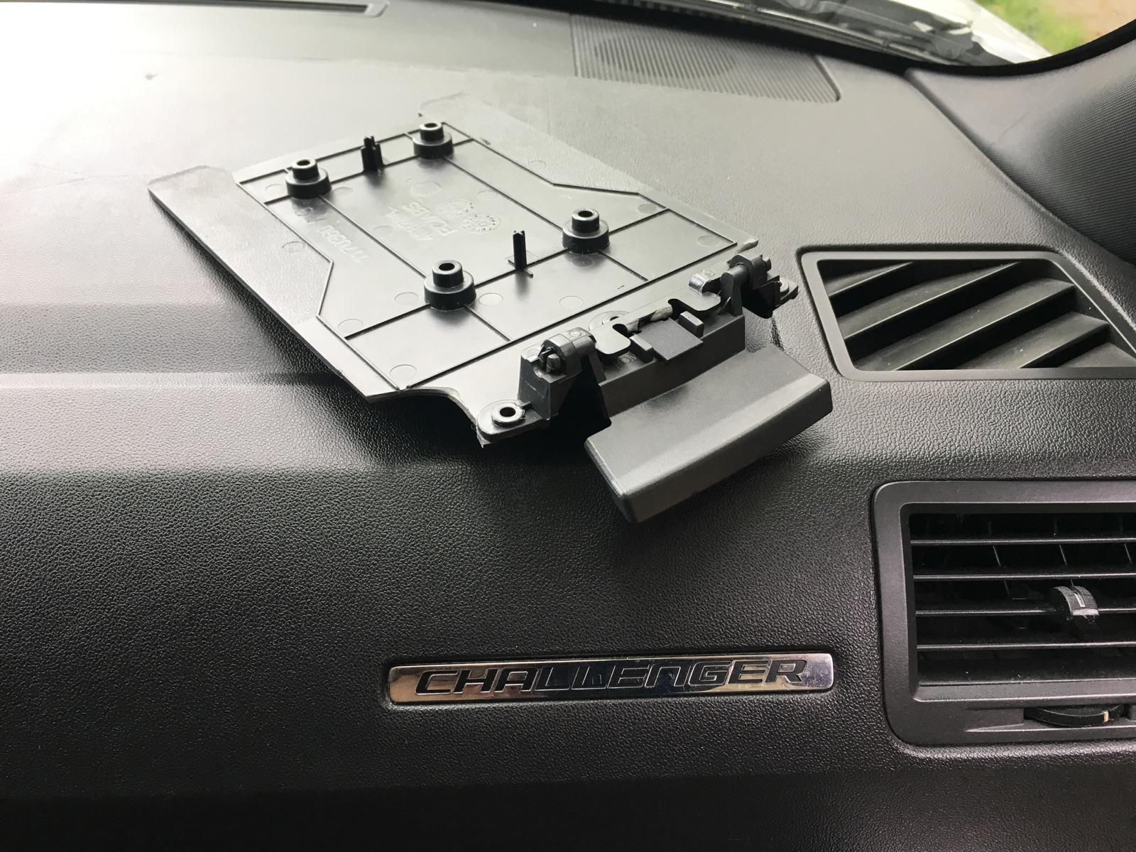 Fixing a Dodge Challenger armrest   PhotoBlog of Landry Collet