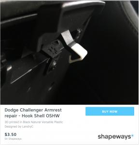 hookShapeways