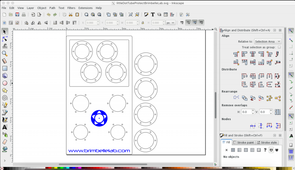 Inkscape preview